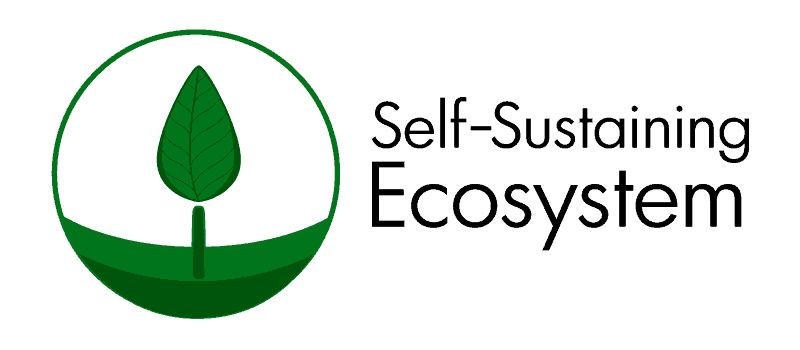 Self-Sustaining Ecosystem
